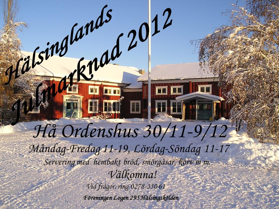Julmarknad2012